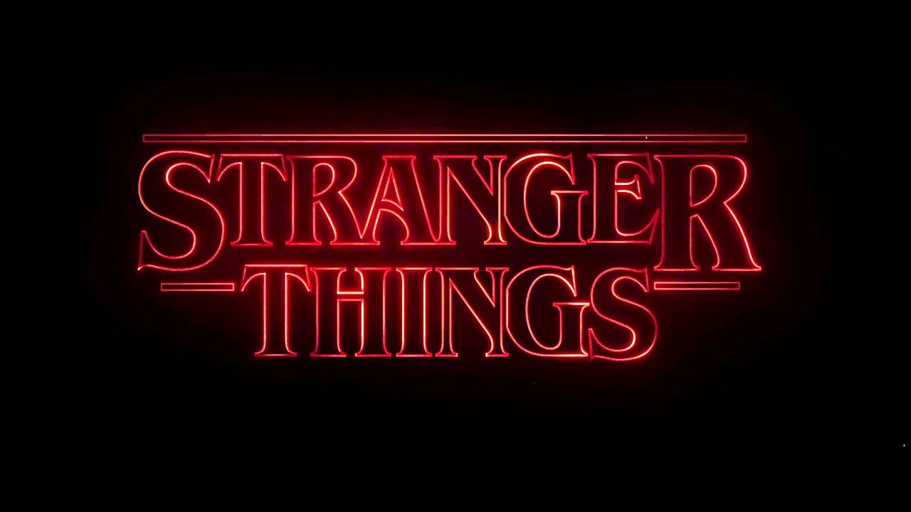 serialas stranger things