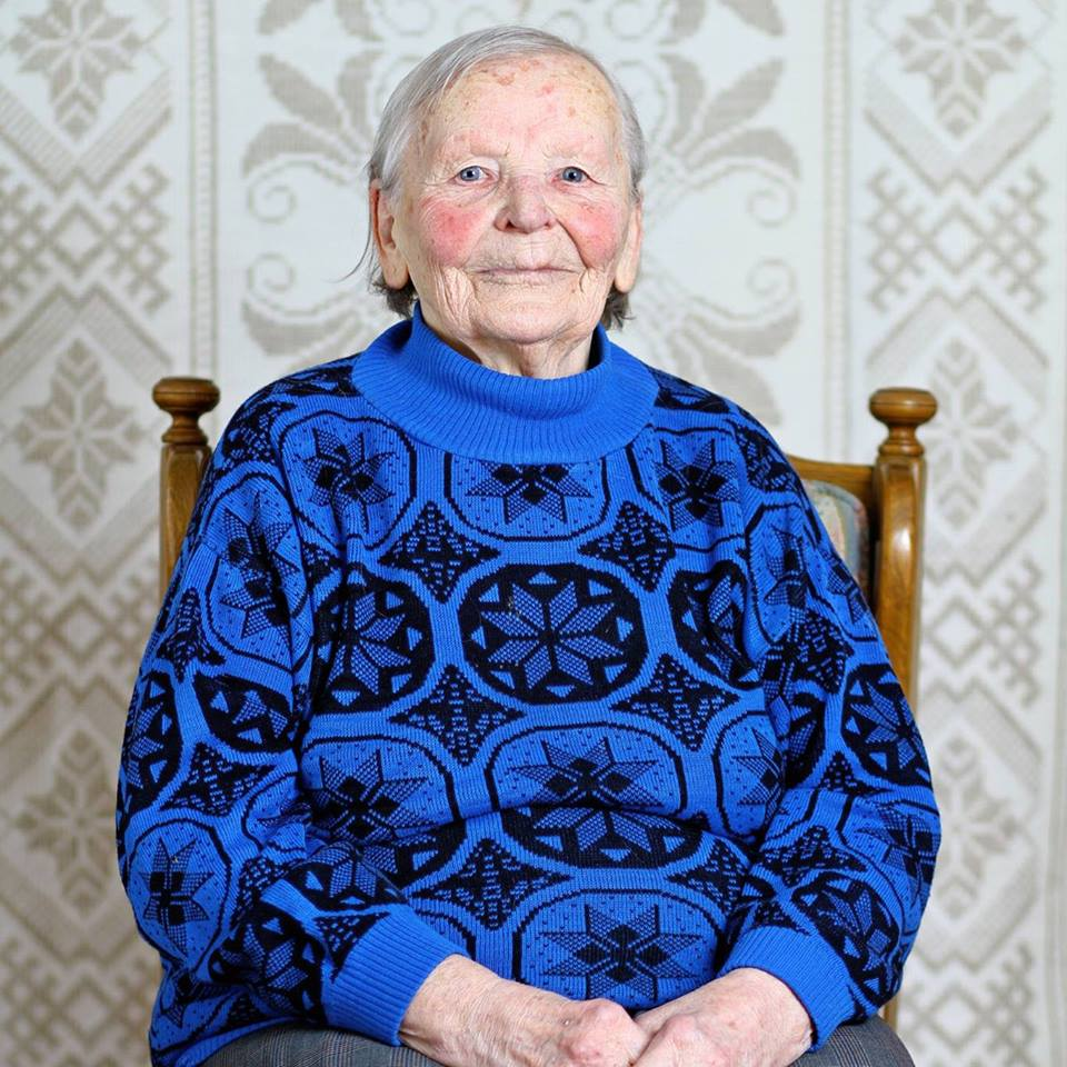 Senučiukai, Lesya Waxman, Ruta Druskyte