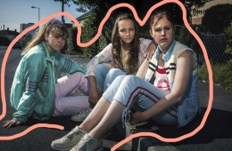 bbc serialas three girls