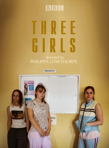 serialas three girls